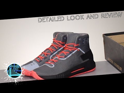 Under Armour Drive 4 | Detailed Look and Review