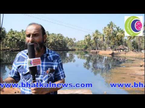 Gausia street bhatkal T.M.C Pumping station has failed... news & views by bhatkalnews team