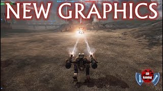 War Robots - New HD Graphics - Steam Beta Version PC