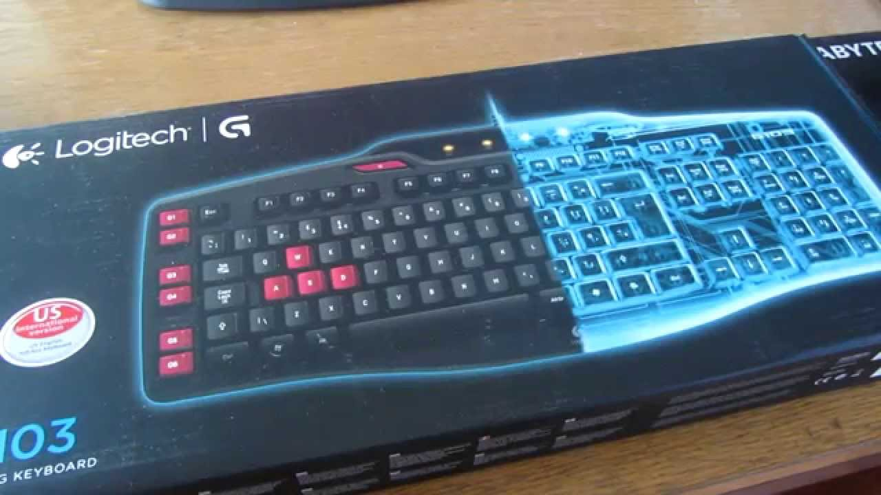 Logitech g103 driver & software download for windows, mac.