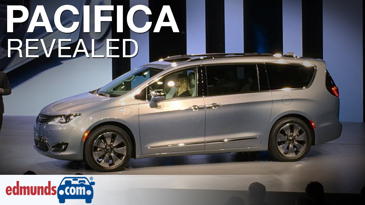 2017 chrysler pacifica revealed detroit auto show youtube. Black Bedroom Furniture Sets. Home Design Ideas