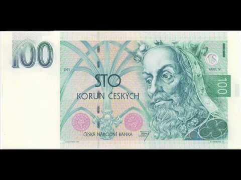 České bankovky - Czech banknotes / billetes 1993 - ...