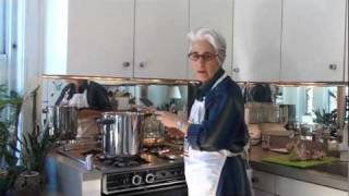 Lorna Sass: Pressure Cooker Two-in-one: Lentil Soup And Chicken Broth (part One)