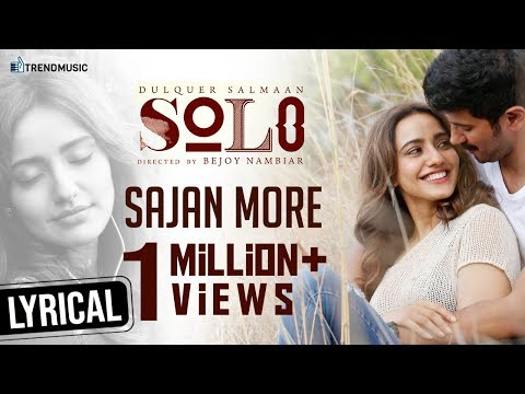 Sajan More Ghar Aaye Video Song | Dulquer Salmaan, Neha Sharma | Tamil | Solo - #WorldOfRudra