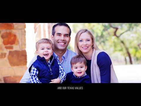 George P. Bush - Texas Land Commissioner