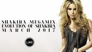 Shakira Megamix 1.0 15 Hits In 1 Megamix Luke Megamix.mp3
