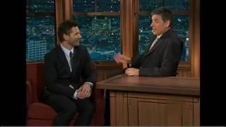 Craig Ferguson Late Late Show : Eric Bana