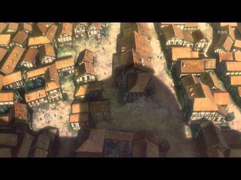 [AMV/TRAILER]- Attack On Titan- Death And Transfiguration