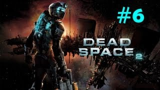 """Dead Space 2"", HD walkthrough (Hardcore), Chapter 6"