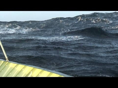 Norway Sea Trip - Part 7: High Waves after a Storm