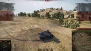 Интересный бой на м4190