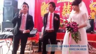 Những MC đám cưới bá đạo nhất 2017 BSGVN.com