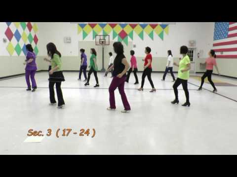 Made In The Shade - Rachael McEnaney-White - Line Dance
