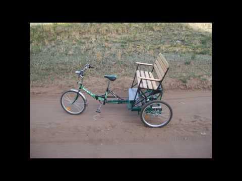 моя мото вело рикша