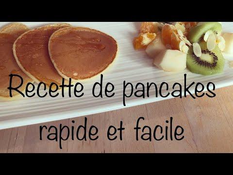 recette-rapide-et-facile---pancakes