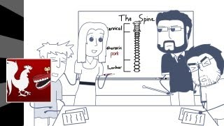 Rooster Teeth Animated Adventures - Barbara Pun-kelman, Jr.