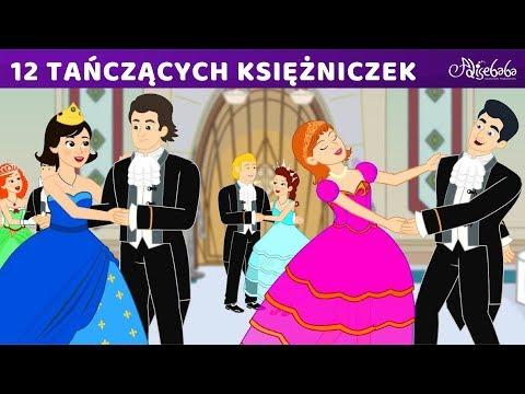 Bajki z morałem: 12 Tańczących Księżniczek, Rospunka, Piękna i Bestia