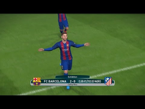 PES 2017 Demo - Gameplay And First Thoughts