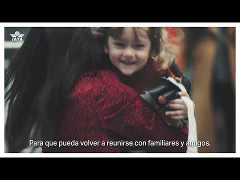 IATA TravelPass  - Spanish subtitles
