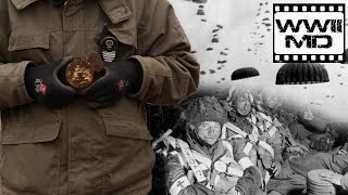 World War II Metal Detecting - Paratooper Relic Hunting on the Western Front