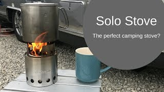 Solo Stove Lite Camping Stove - UK Review