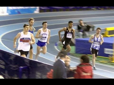 British Indoor Trials EIS 2017 - Men/Women 400m/800m