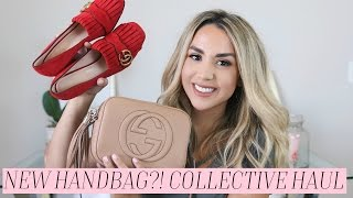 HAUL! NEW GUCCI BAG, SHOES, JEANS, ACCESSORIES AND MORE!