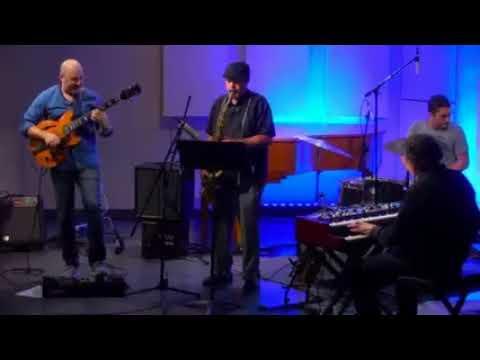 2019-05-23 UM Frost Jazz Hour - Russ Spiegel Organ Group: Tom McCormick - saxes Jim Gasior - Orga...