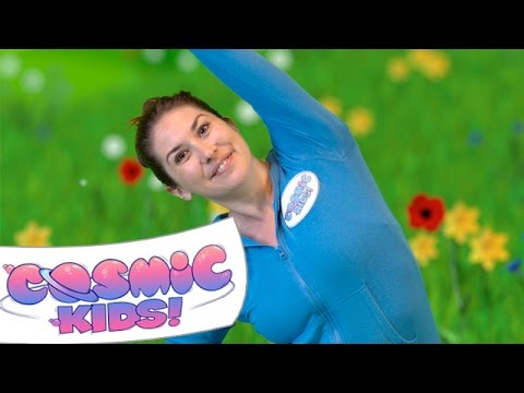 Peter Cottontail and the Tickly Monkeys! | A Cosmic Kids Yoga Adventure!