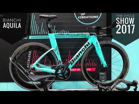 bianchi aquila cv Bianchi Aquila   The Cycle Show 2017   YouTube