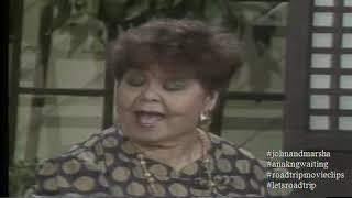 """Crossword Puzzle"" John and Marsha clips"