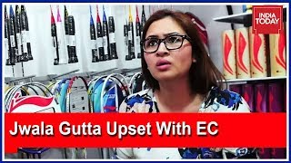 Jwala Gutta Claims Her Name Missing From Voters List In Telangana
