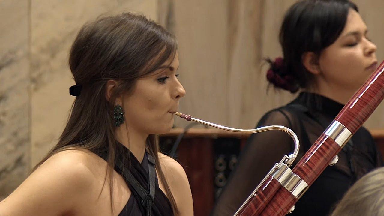 Beethoven – Egmont, Haydn – Trumpet Concerto, Mozart – Linz Symphony, Sinfonia Iuventus