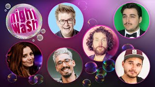 NightWash Live vom 27.01.2020 mit Simon, Sven, Friedemann, Serkan, Thorsten, Tobias, Lara und Falk