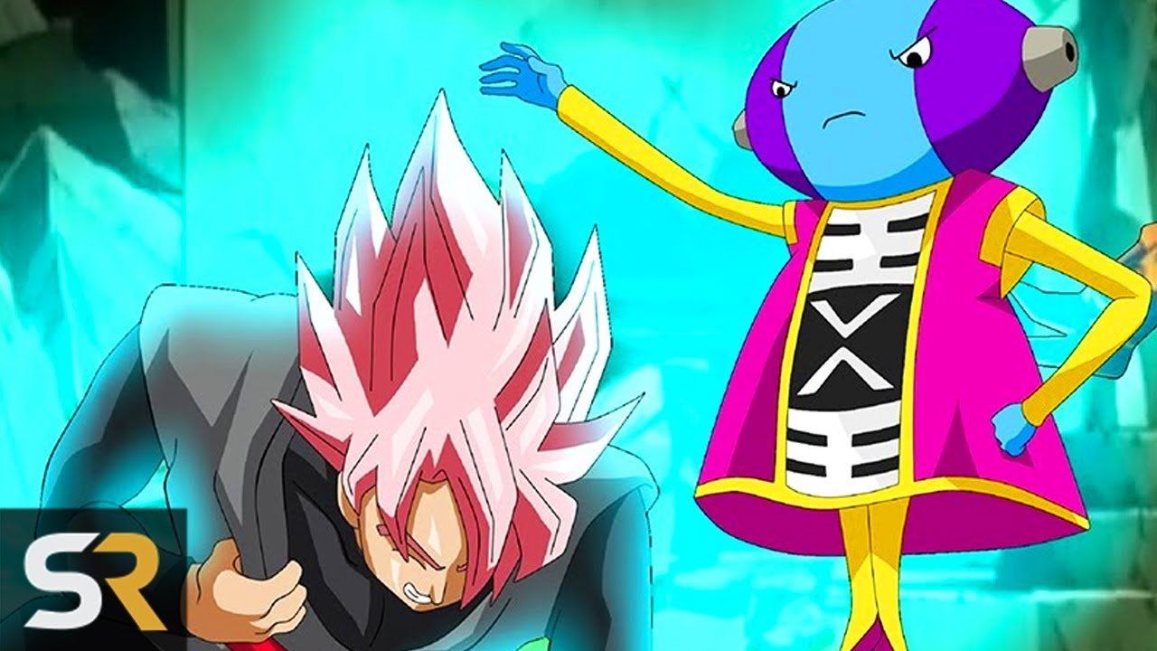 the 25 most powerful dragon ball super characters youtube