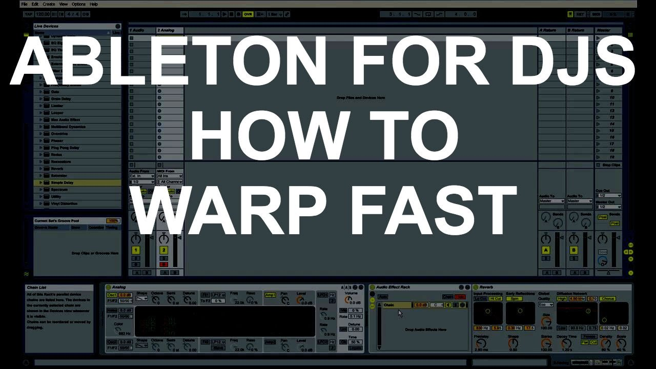 how to add new plugins to ableton live 9