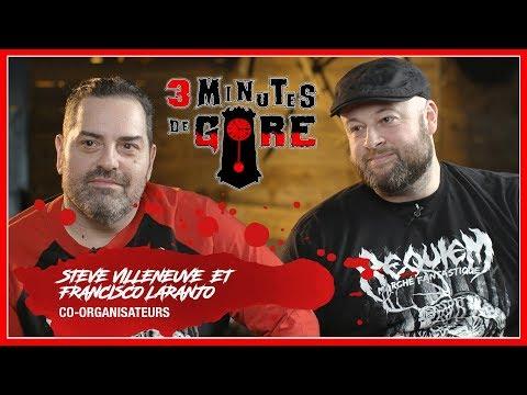 3 minutes de gore   S01 E05   Steve Villeneuve et Francisco Laranjo