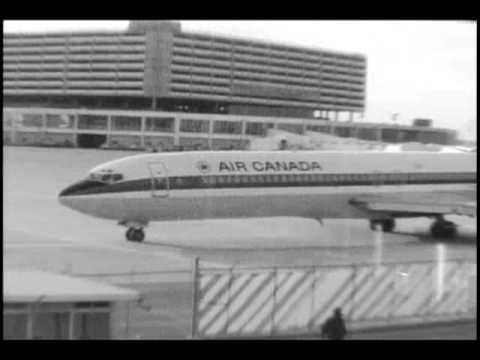 Toronto Pearson Airport 1975