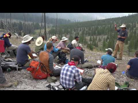 University of Arizona Geosciences Geology Field Course