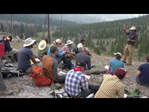 University of Arizona Geosciences Geology Field Course