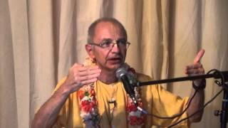 Смотреть видео Медитация - это наука (Е.С. Бхакти Вигьяна Госвами) - Москва, 29.01.2016 онлайн
