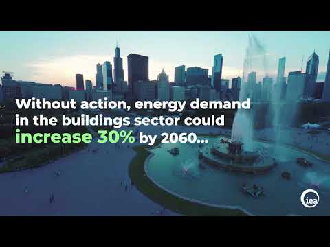 The Importance Of Energy Efficiency In The Buildings Sector