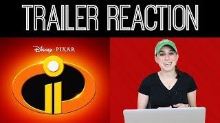 Incredibles 2 - Teaser Trailer Reaction