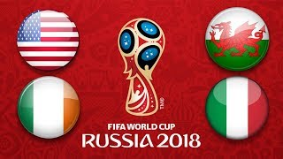 The Best of the Rest 2018 World Cup! | Football Manager 2018 Experiment