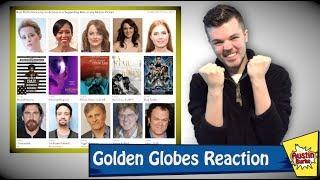 2019 Golden Globes Winners Reaction