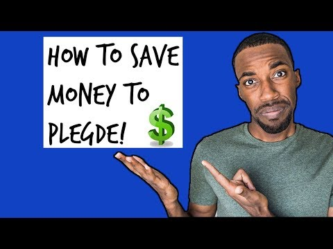 HOW TO COME UP WITH MONEY TO PLEDGE? | NPHC ADVICE