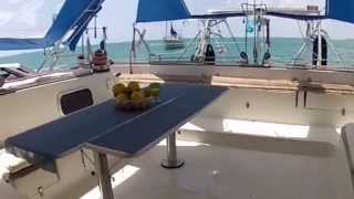 Privilege 39 catamaran