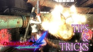 Devil May Cry 4 Special Edition - Dev Team Combos - Lady 2