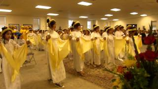 Ngày Thánh Thể - Blessed Sacrament Day, 2011 - Múa Dâng Thánh Lễ