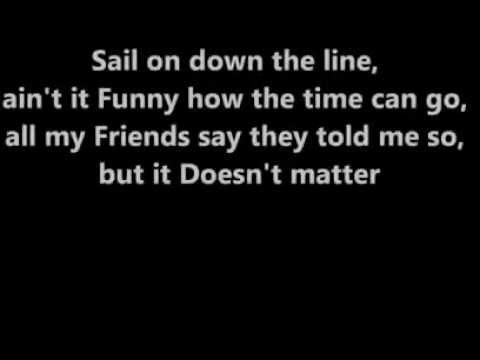 Commodores   Sail On   Lyrics